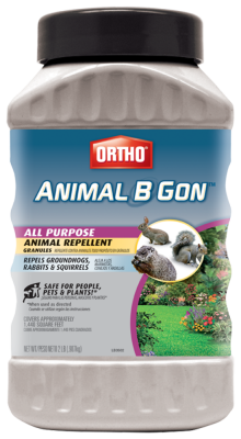 Ortho® Animal B Gon® All Purpose Animal Repellent Granules