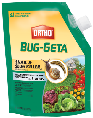 Ortho® Bug-Geta® Snail & Slug Killer 2