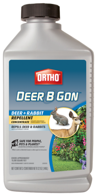 Ortho® Deer B Gon® Deer & Rabbit Repellent Concentrate