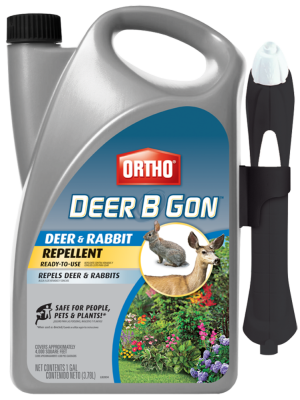 Ortho® Deer B Gon® Deer & Rabbit Repellent Ready-To-Use