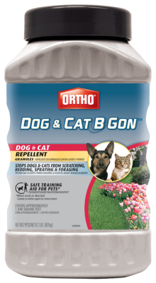 Ortho® Dog & Cat B Gon® Dog & Cat Repellent Granules