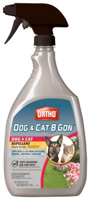 Ortho® Dog & Cat B Gon® Dog & Cat Repellent Ready-To-Use