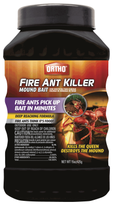 Ortho® Fire Ant Killer Mound Bait