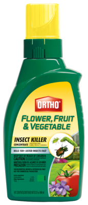 Ortho® Flower, Fruit & Vegetable Insect Killer Concentrate