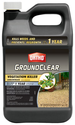 Ortho® GroundClear® Vegetation Killer Concentrate