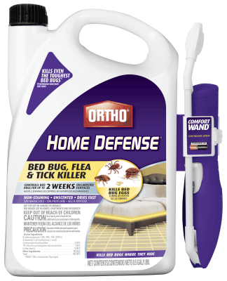 Ortho® Home Defense® Bed Bug, Flea & Tick Killer