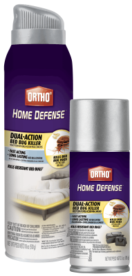 Ortho® Home Defense® Dual-Action Bed Bug Killer