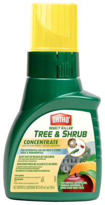 Ortho® Insect Killer Tree & Shrub Concentrate