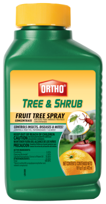 Ortho® Tree & Shrub Fruit Tree Spray