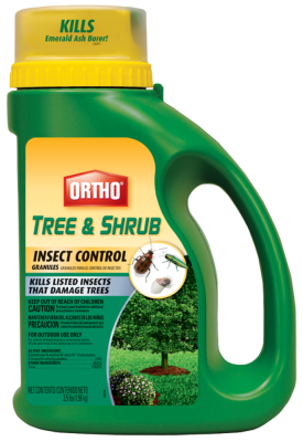 Ortho® Tree & Shrub Insect Control Granules