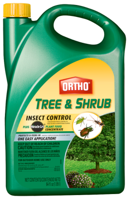 Ortho® Tree & Shrub Insect Control Plus Miracle-Gro® Plant Food Concentrate