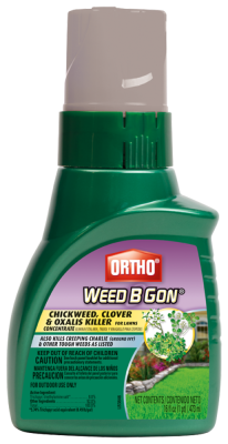 Ortho® Weed B Gon® Chickweed, Clover & Oxalis Killer For Lawns Concentrate