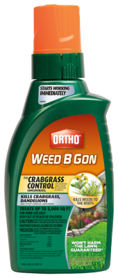 Ortho® Weed B Gon® Plus Crabgrass Control Concentrate 2