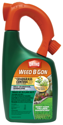 Ortho® Weed B Gon® Plus Crabgrass Control Ready-To-Spray 2