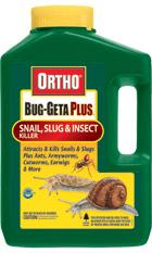Ortho® Bug-Geta® Plus Snail, Slug & Insect Killer
