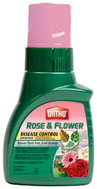 Ortho® Rose & Flower Disease Control Concentrate