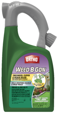 Ortho® Weed B Gon® Chickweed, Clover & Oxalis Killer For Lawns Ready-To-Spray