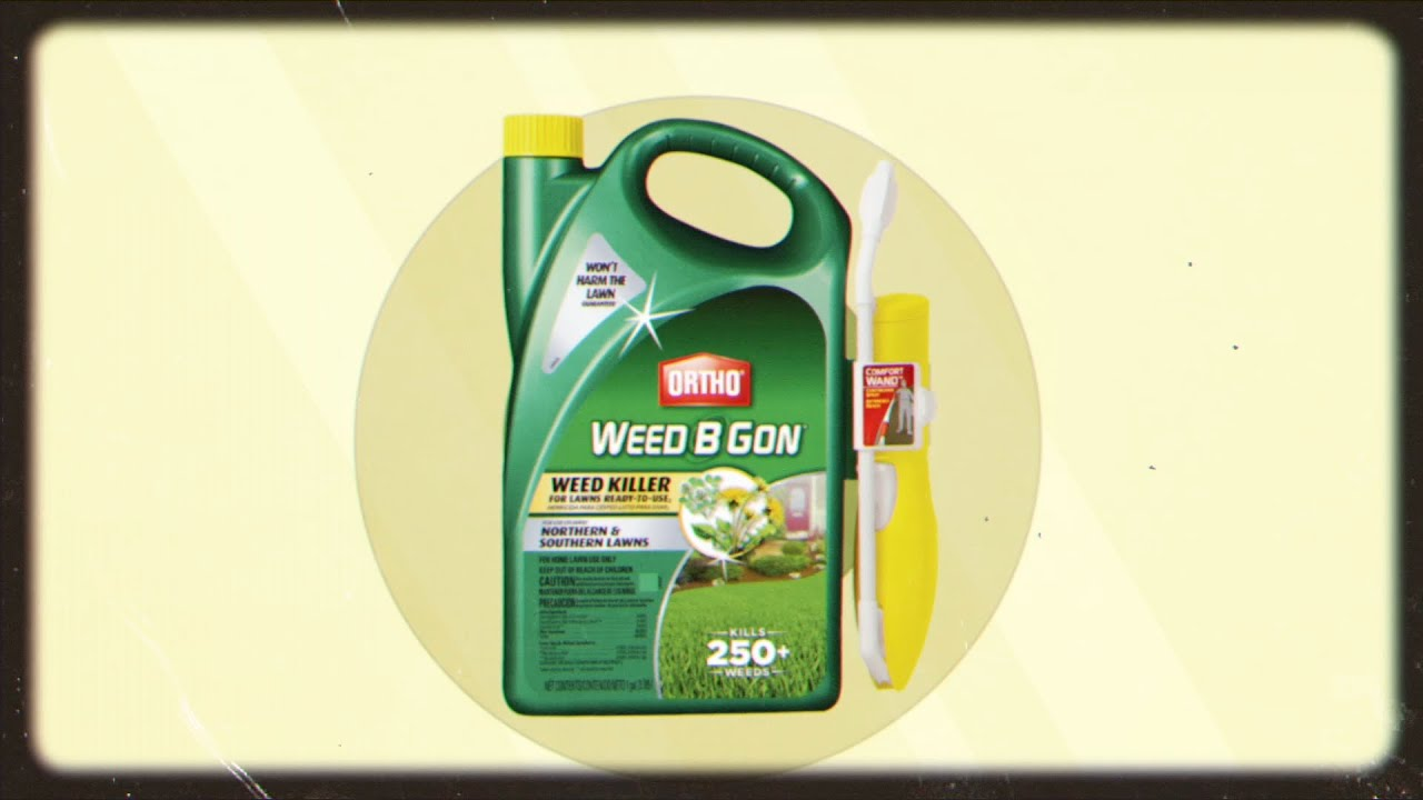 Ortho Weed B Gon Weed Killer For Lawns Concentrate - Weed